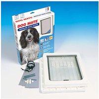 PetMate Medium Dog Door White
