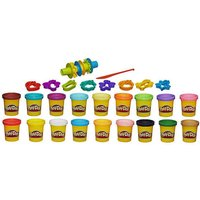 Play-Doh Super Colour Kit.