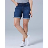 Sadie Relaxed Denim Shorts