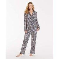 Pretty Secrets Printed Viscose Pyjamas