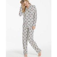 Pretty Secrets Button Front Pyjamas