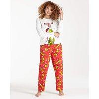The Grinch Christmas Pyjama Set