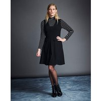 Simply Be Crepe Button Shift Dress