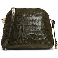 Michael Kors Moc Croc Dome Messenger Bag