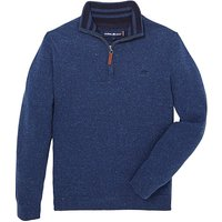 Raging Bull Mighty Zip-Neck Jumper