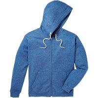 Capsule Blue Full Zip Hoody Regular