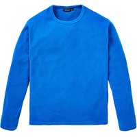 Capsule Blue Crew Neck Polar Fleece