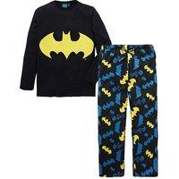 Long Sleeve Batman Pyjamas
