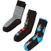Joe Browns Pack of 3 Guitar Socks