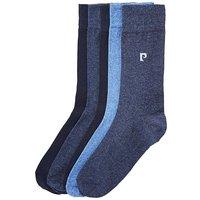 Pierre Cardin Pack of 5 Navy Socks