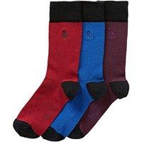 Original Penguin Pack of 3 Socks