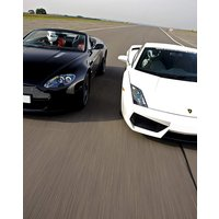 Double Supercar Blast for Two