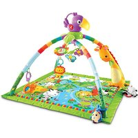 Fisher-Price Melodies and Light Deluxe Gym