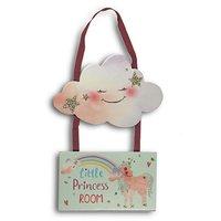 Little Princess Room Plaque