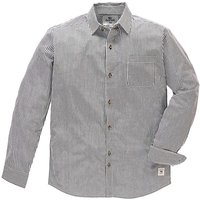 Bellfield Lanes Stripe Shirt Long