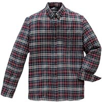 French Connection Flannel Multi Shirt