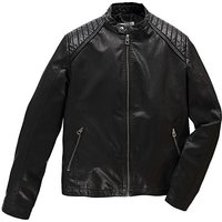Jack & Jones Mc Nelson Biker Jacket