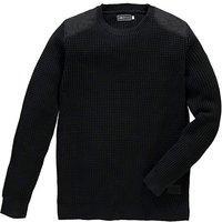 Jack & Jones Quilt Crew Knit