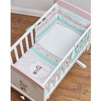 Minnie Mouse Crib Set 3 Pc Set