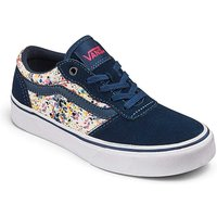 Vans Maddie Lace Up Youth Trainers