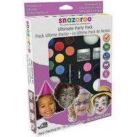 Snazaroo Ultimate Party Face Paint Kit