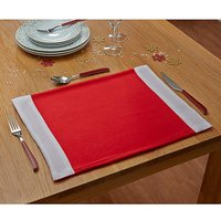 Santas Placemats Pack Of 2
