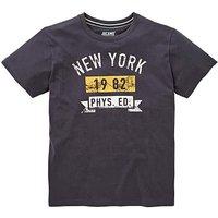 Jacamo Phys Graphic T-Shirt Long