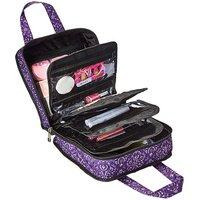 Roo Beauty Purple Bitzee Cosmetic Bag