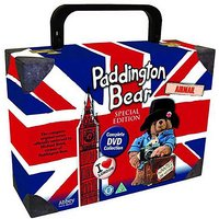 Paddington Suitcase Complete Collection