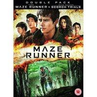 Maze Runner and Maze Runner Scorch Trial
