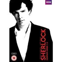Sherlock Series 1 to 3 Box Set