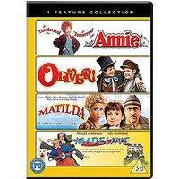 Annie - Madeline - Matilda - Oliver