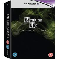 Breaking Bad Complete Seasons
