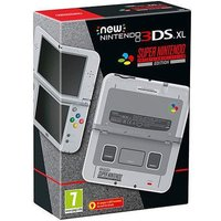 New 3DS XL Snes Edition 3DS