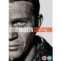 Steve Mcqueen Collection DVD