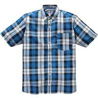 Lambretta Deep Royal Blue Shirt Long