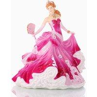 Sweet Romance Figurine with Swaroski Cry