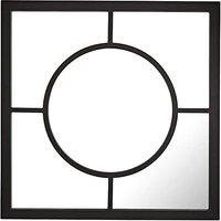 Zahra 70cm Square Mirror