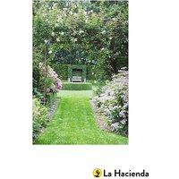 English Country Garden Outdoor Canvas