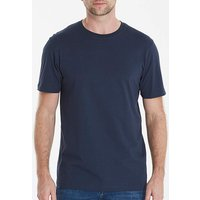 Capsule Navy Crew Neck T-shirt R