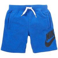 Nike Young Boys Alumni Fleece Shorts