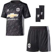 Adidas Junior MUFC Away Mini Kit