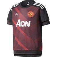 Adidas MUFC Boys Youth Training Jersey