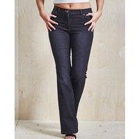 MAGISCULPT Bootcut Jeans Short