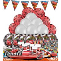 Disney Cars Ultimate Party Kit for 16