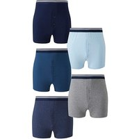 Capsule Pack of 5 Loose Fit Boxers