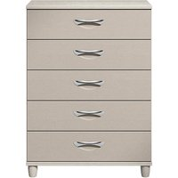 Athens 5 Drawer Wide Chest
