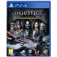 Injustice Gods Among Us Ult Ed PS4