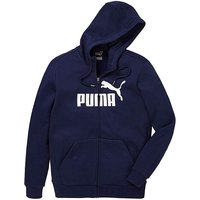 Puma Essential Full Zip Logo Hoody