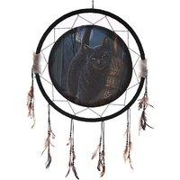 Magical Cat Large Dreamcatcher
